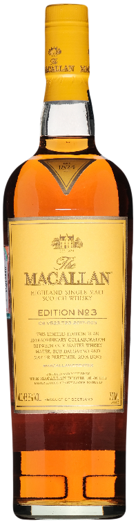 The Macallan Edition №3